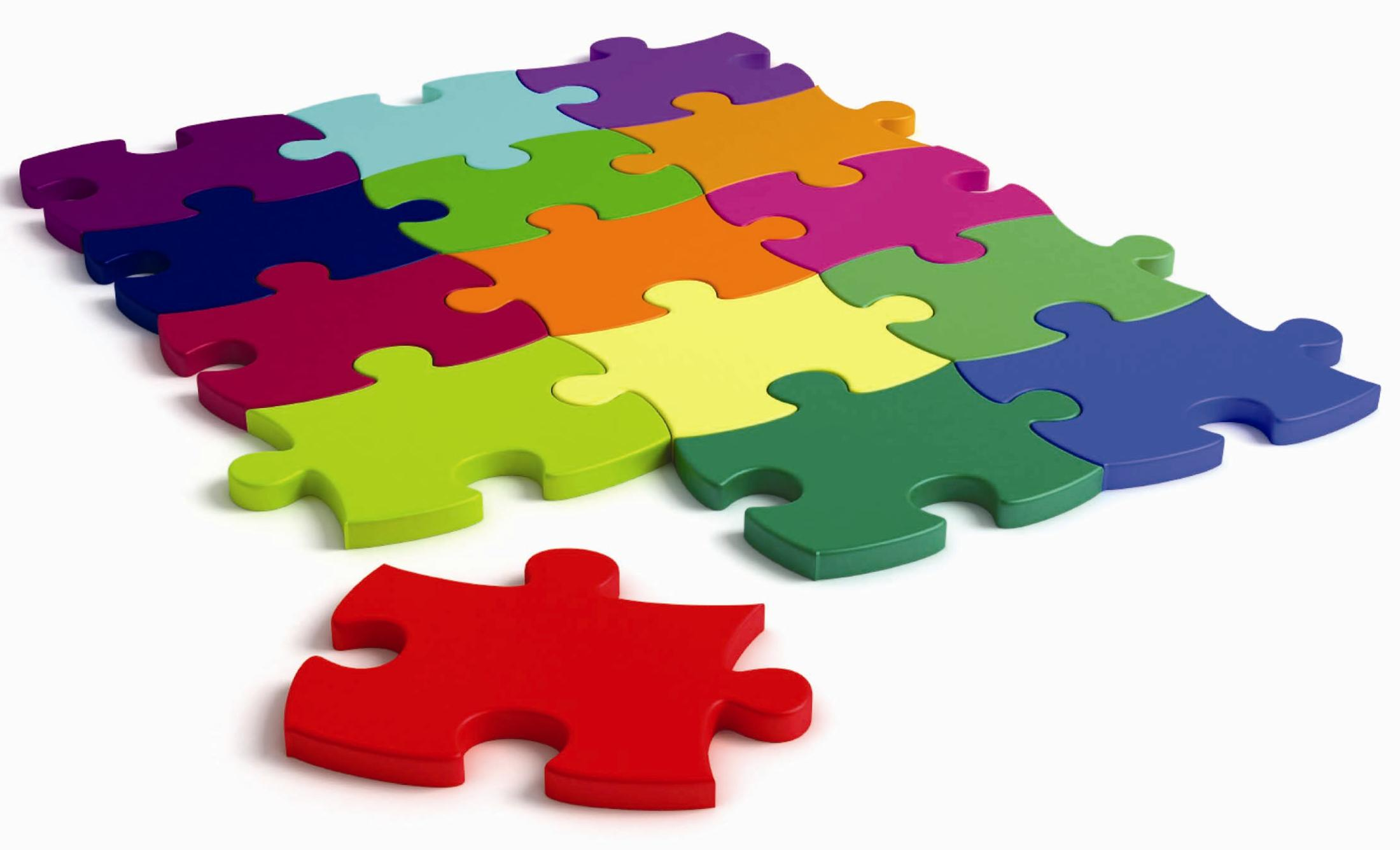 Pieces de puzzle